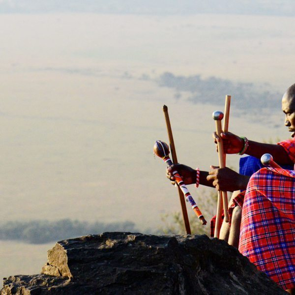 Maasai cultural experience | The majority of the Maasai people live in Kenya.