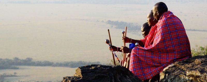 Maasai cultural experience | The majority of the Maasai people live in Kenya.