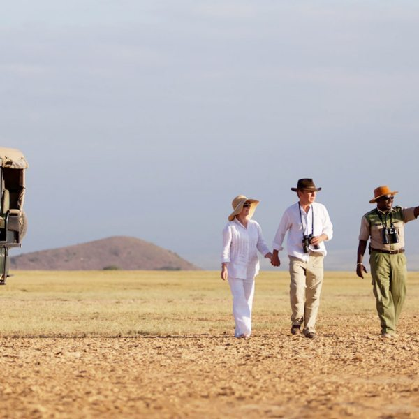 Many of the guides taking Amboseli safaris grew up nearby, so they know the area intimately.