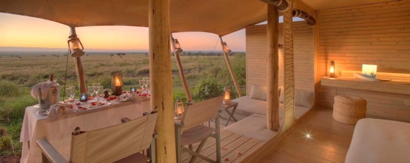 luxury Kenya safari lodges