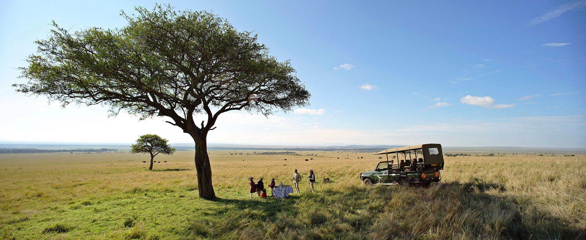 Luxury Kenya Safari Lodge Bateleur Camp Art Of Safari