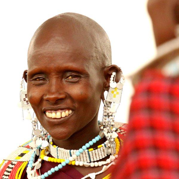 You'll get to meet the majestic Maasai in northern Tanzania.