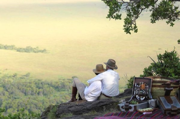 luxury kenya safari experiences