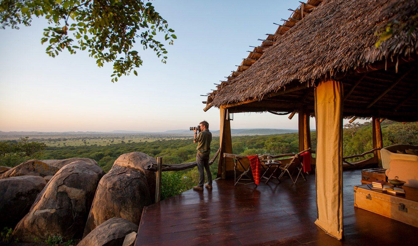 Luxury Tanzania Safari Lodge Serengeti Pioneer Camp