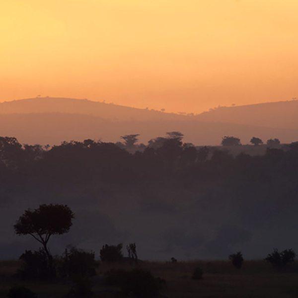 Expect glorious sunsets at Lamai Serengeti. © Nomad Tanzania