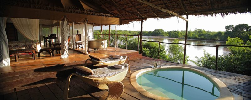 luxury tanzania safari lodges