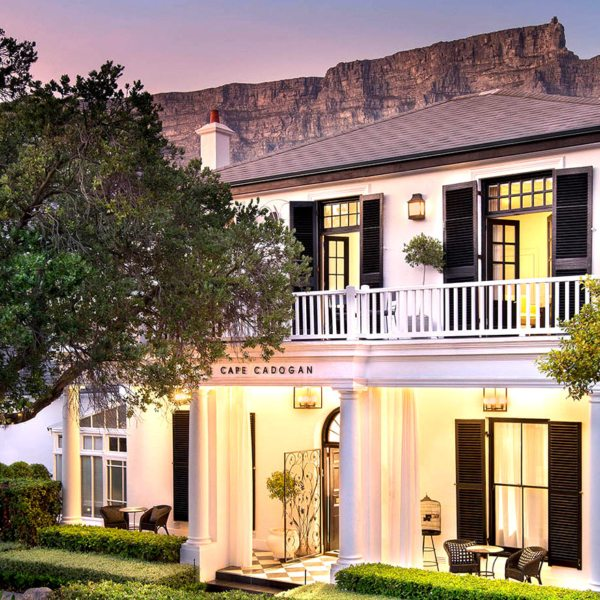 Cape Cadogan is an exclusive boutique hotel in the heart of Cape Town.