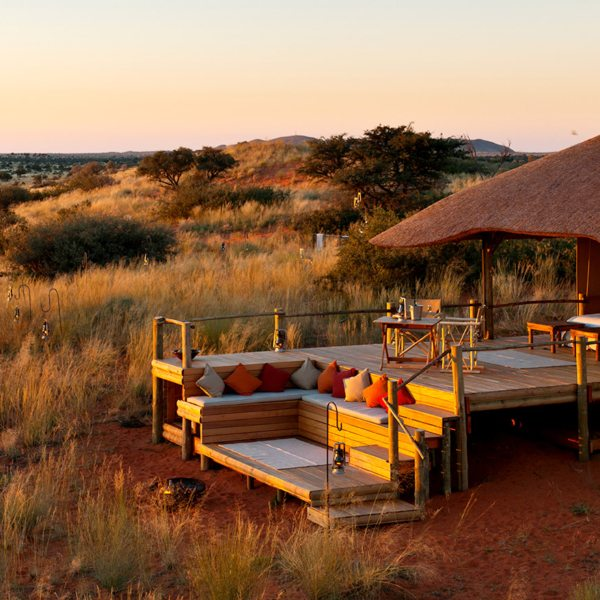 Tswalu The Malori, although basic, offers all the comforts you need.