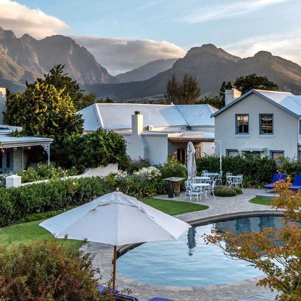 Le Quartier Français is centrally located in Franschhoek.