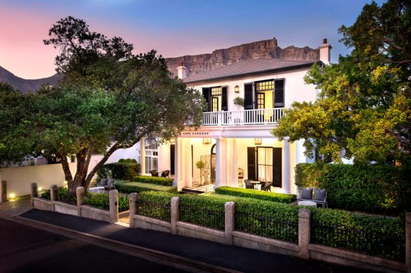 Cape Cadogan is an exclusive boutique hotel in the heart of Cape Town. © More Private Travel