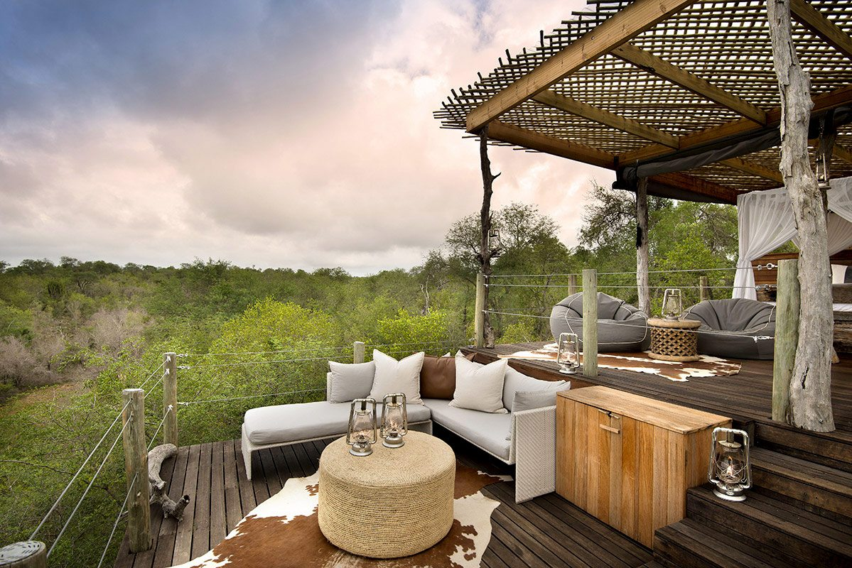 Experience Being Under The Stars The Kingston Treehouse