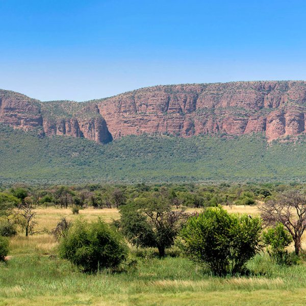 The Waterberg is set within Marakele National Park. © More Private Travel