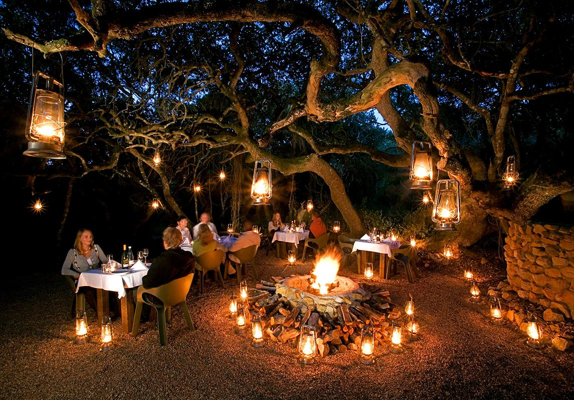 Luxury South African Safari Lodge Grootbos Forest Lodge