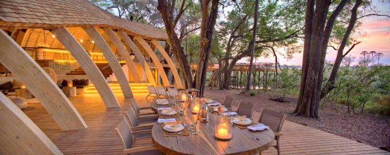 luxury Botswana safari lodges