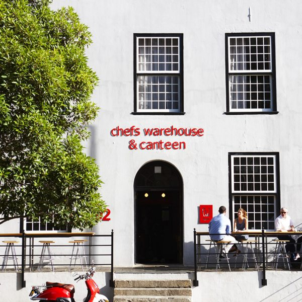 Chefs Warehouse & Canteen is located on bustling Bree Street. © Chefs Warehouse & Canteen