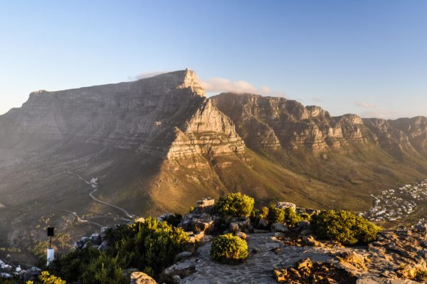 Table Mountain is Cape Town's crowning jewel.