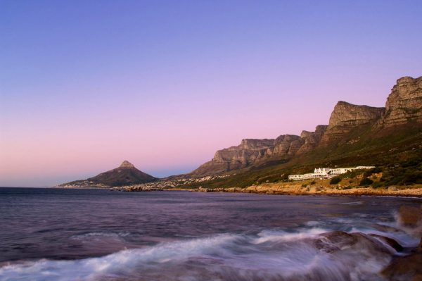 The Twelve Apostles Hotel and Spa has a prime position. © Red Carnation Hotels