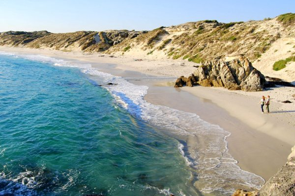 The beaches in Grootbos Private Nature Reserve are pristine. © Grootbos Accommodation Enterprises