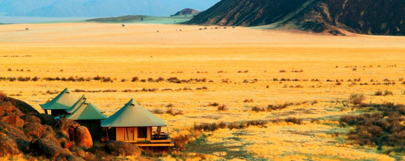 luxury namibia safari lodges