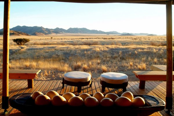 Boulders Safari Camp is a place for staring into the distance. © Wolwedans