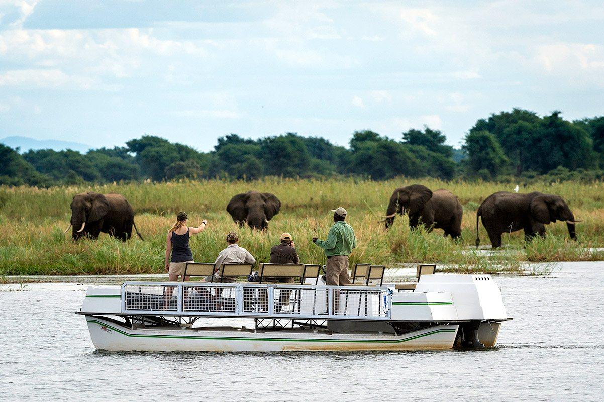 Zimbabwe Safari Big Five Zambezi Floodplains Amp Victoria Falls Art Of Safari