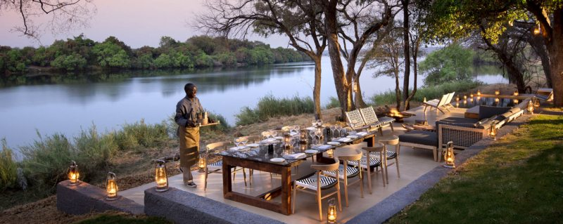 luxury zimbabwe safari lodges