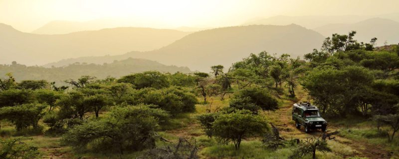 A Laikipia safari offers a truly remote safari experience.