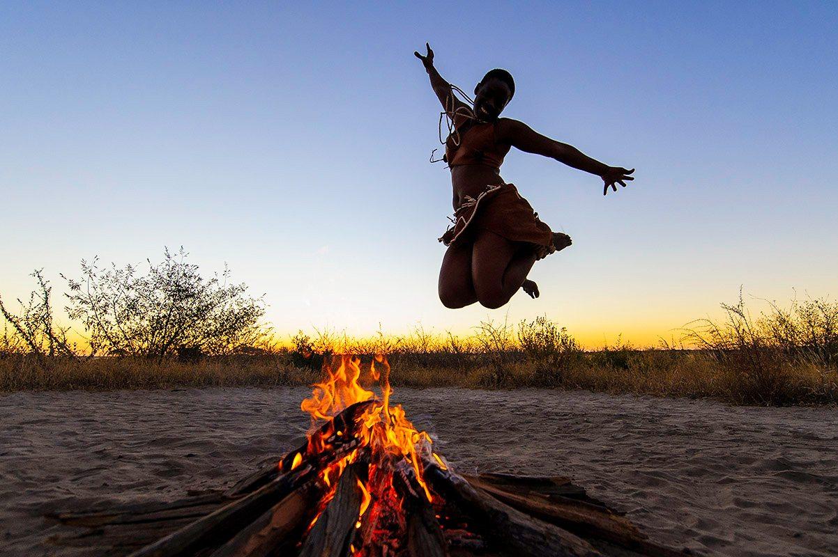 Botswana Safari Kalahari Lagoon Hopping Amp Private