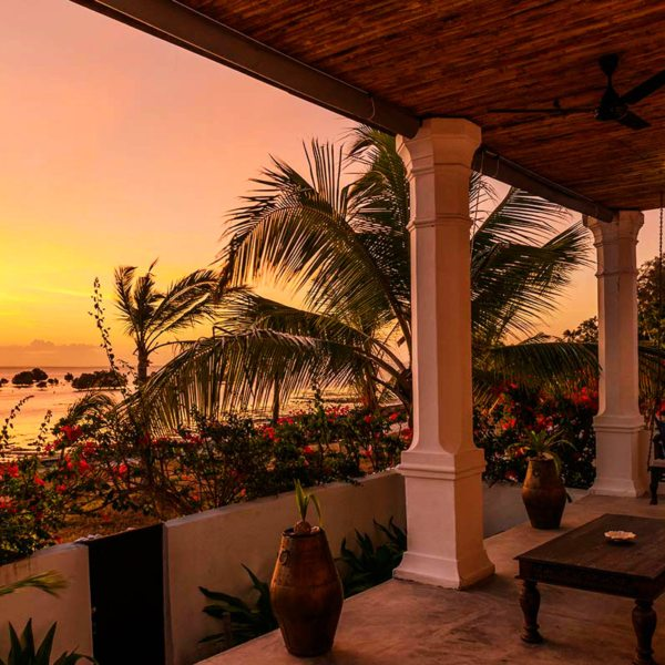 The sunsets at Ibo Island Lodge are simply spectacular. © Ibo Island Lodge