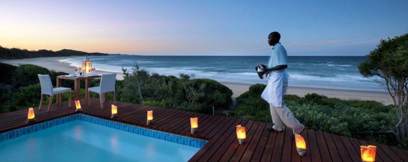 luxury mozambique beach lodges