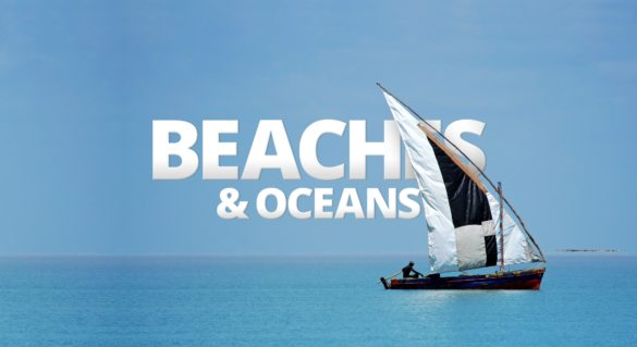Enjoying the shores, seas and islands of Africa's coast is a wonderful add-on to a traditional African safari.