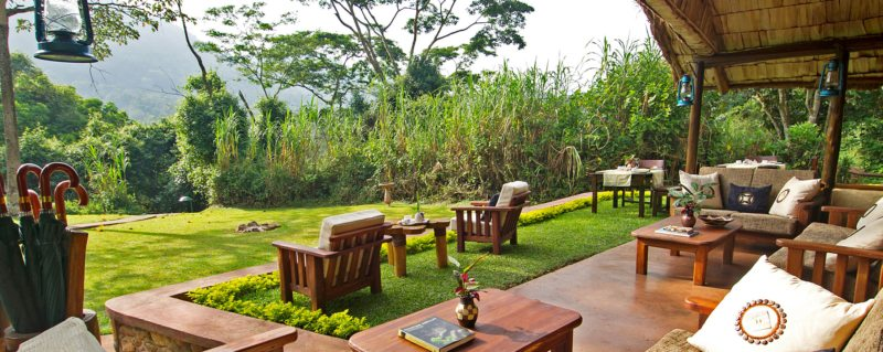Uganda has several fantastic luxury safari lodges to choose from. © Sanctuary Retreats