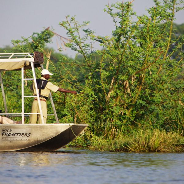 Your guide will tell you about the local flora when you go on boat cruises from Baker's Lodge. © Baker's Lodge