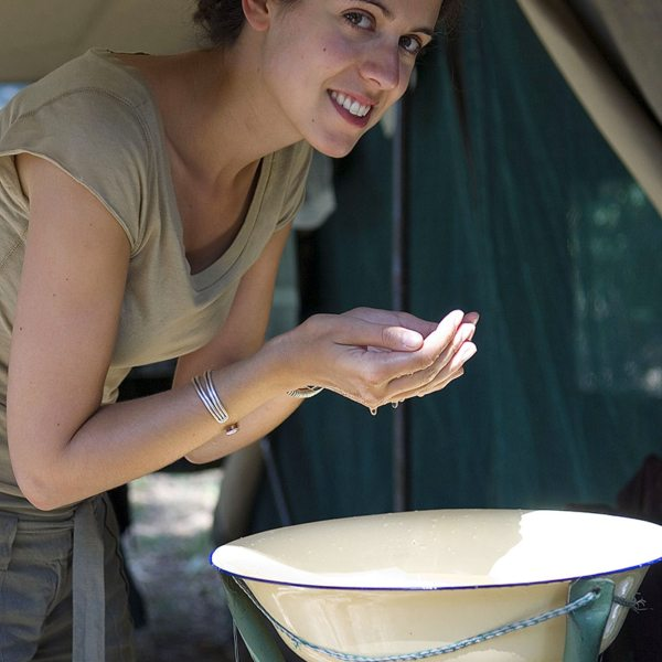 Your campsites will be equipped with all the necessaries during your Zambia walking safari. © Robin Pope Safaris