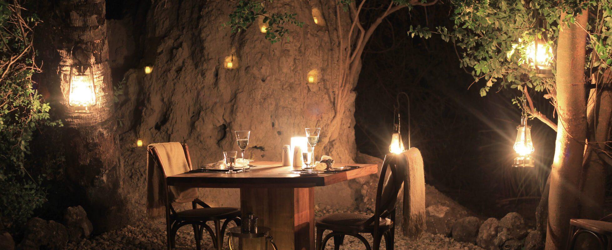 Tanzania_NorthManyara_Chem Chem Private Dining Celebration Dinner
