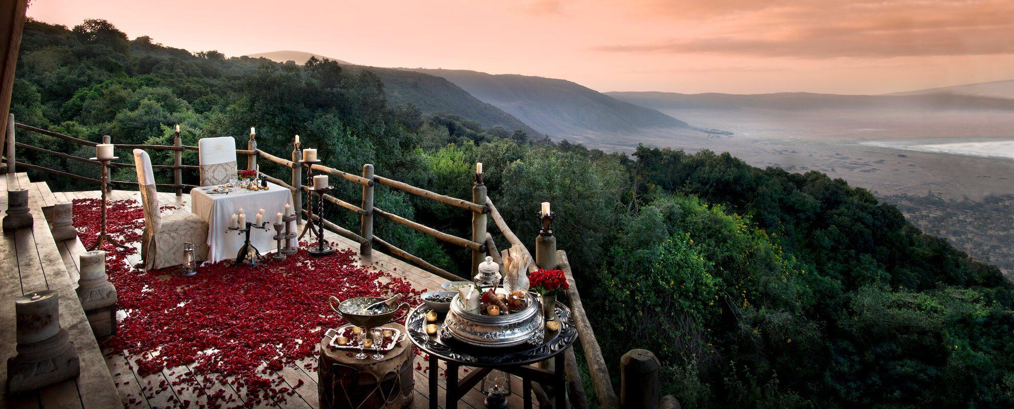 Tanzania_NorthNgorongoro__andBeyond Ngorongoro Private Dining