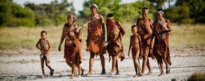 Phrase simply San people of botswana interesting