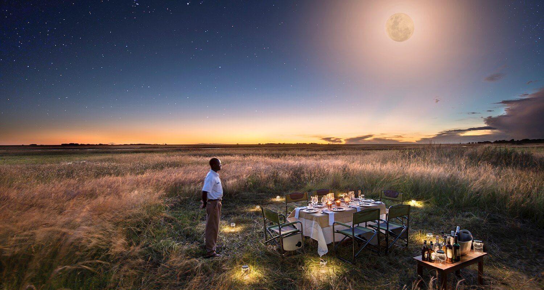 Liuwa Plains is a wonderful year-round destination. © Time + Tide