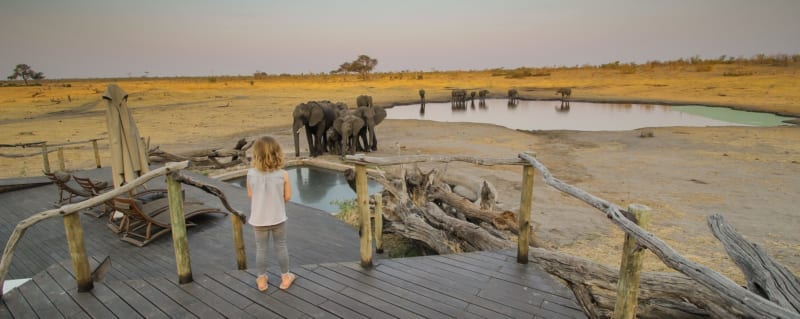 Somalisa Camp | Hwange National Park
