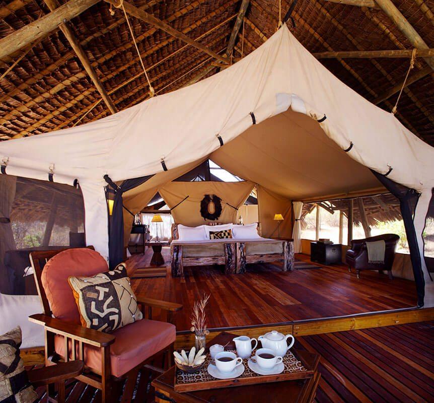 Luxury Tented Safaris Glamping On Safari In Africa Art