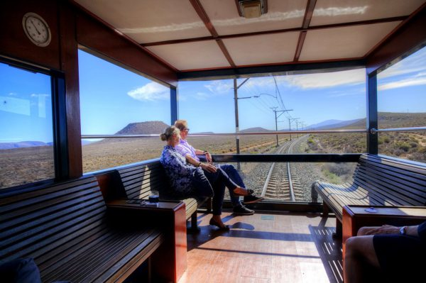 The Karoo invites quiet contemplation. © Rovos Rail