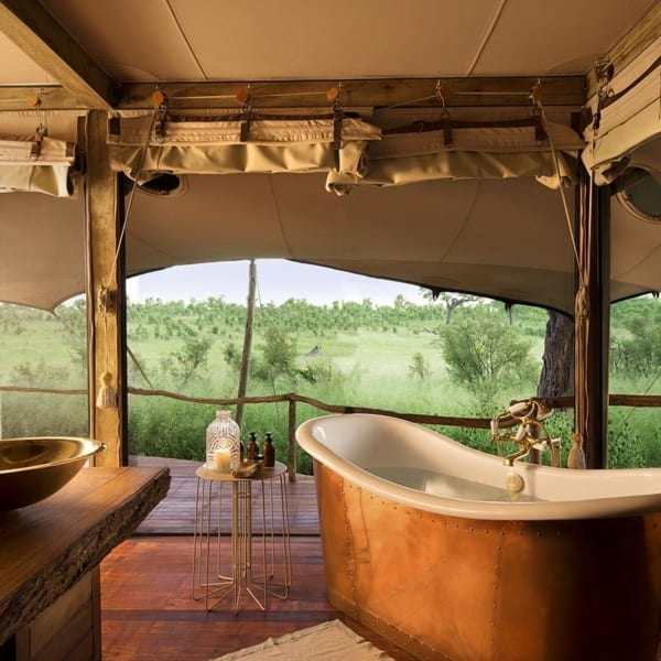 African safari lodge prices