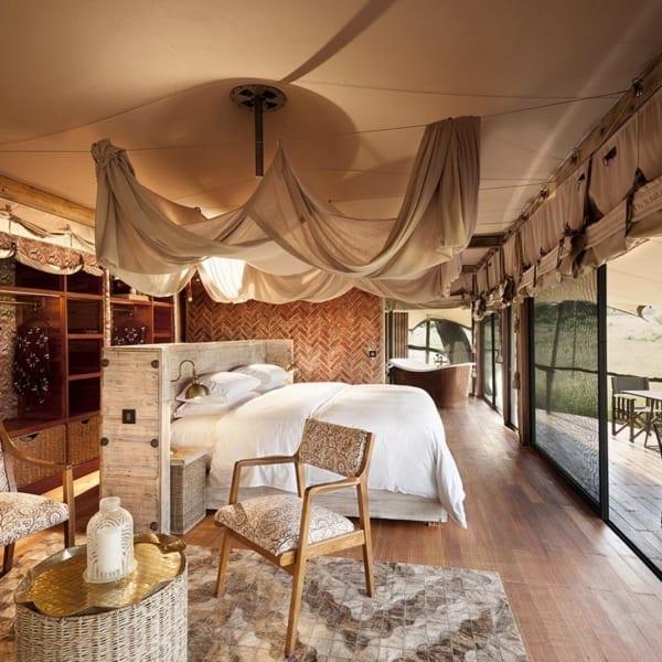 African safari lodge prices