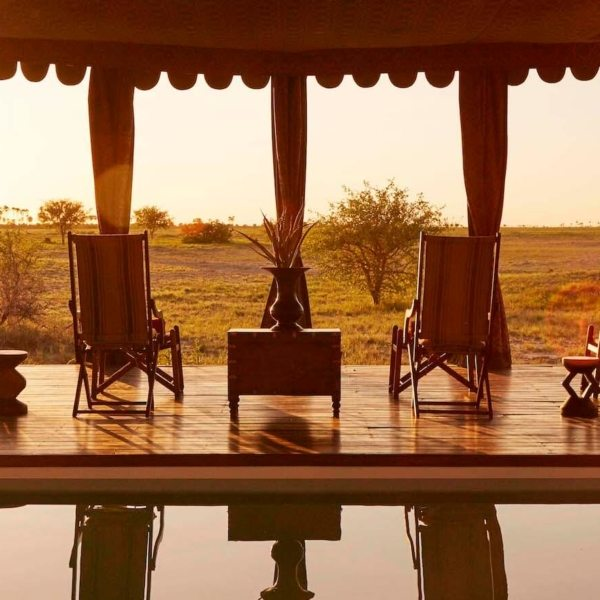 Jacks Camp Makgadikgadi | Art of Safari