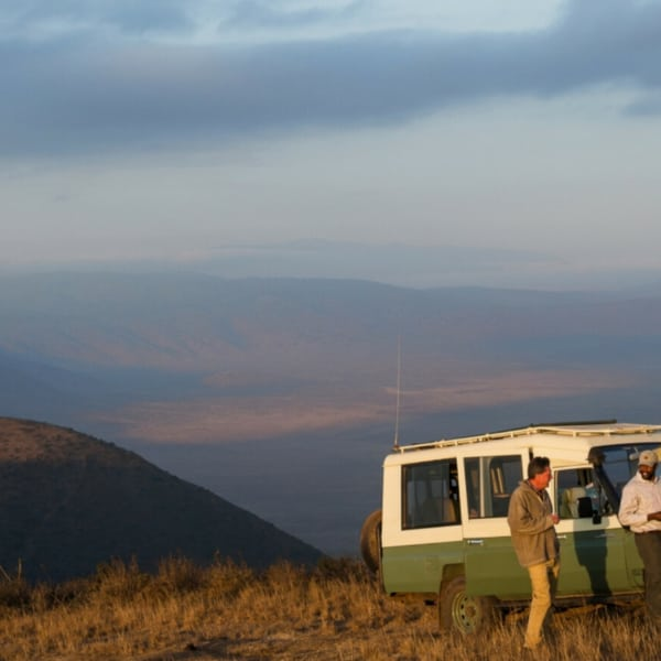 Ngorongoro is a wonderfully moody destination. © Nomad Tanzania