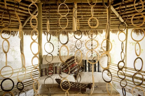Kigelia Ruaha has wonderful local decor. © Nomad Tanzania