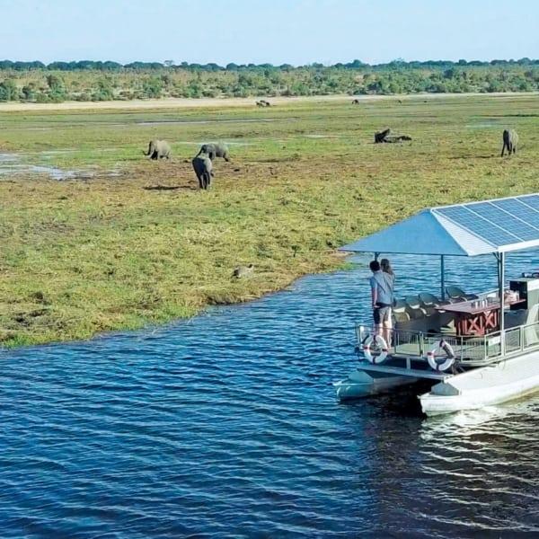 Chobe Game Lodge | Chobe Riverfront | Botswana