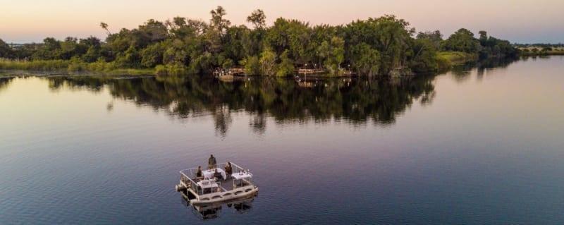 Botswana | Xugana Island Lodge