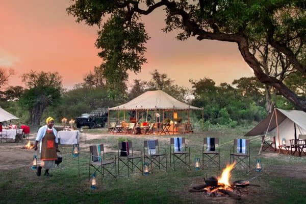 Tanda Tula Field Camp comes with a full team of staff. © Classic Portfolio