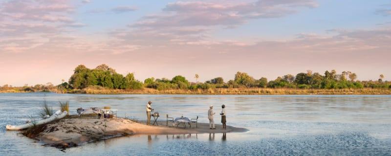 Thorntree River Lodge   Zambia